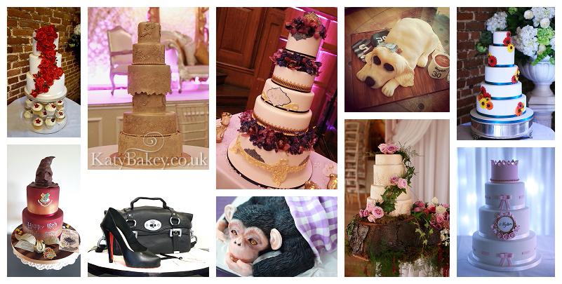 KatyBakey Bespoke celebration cakes
