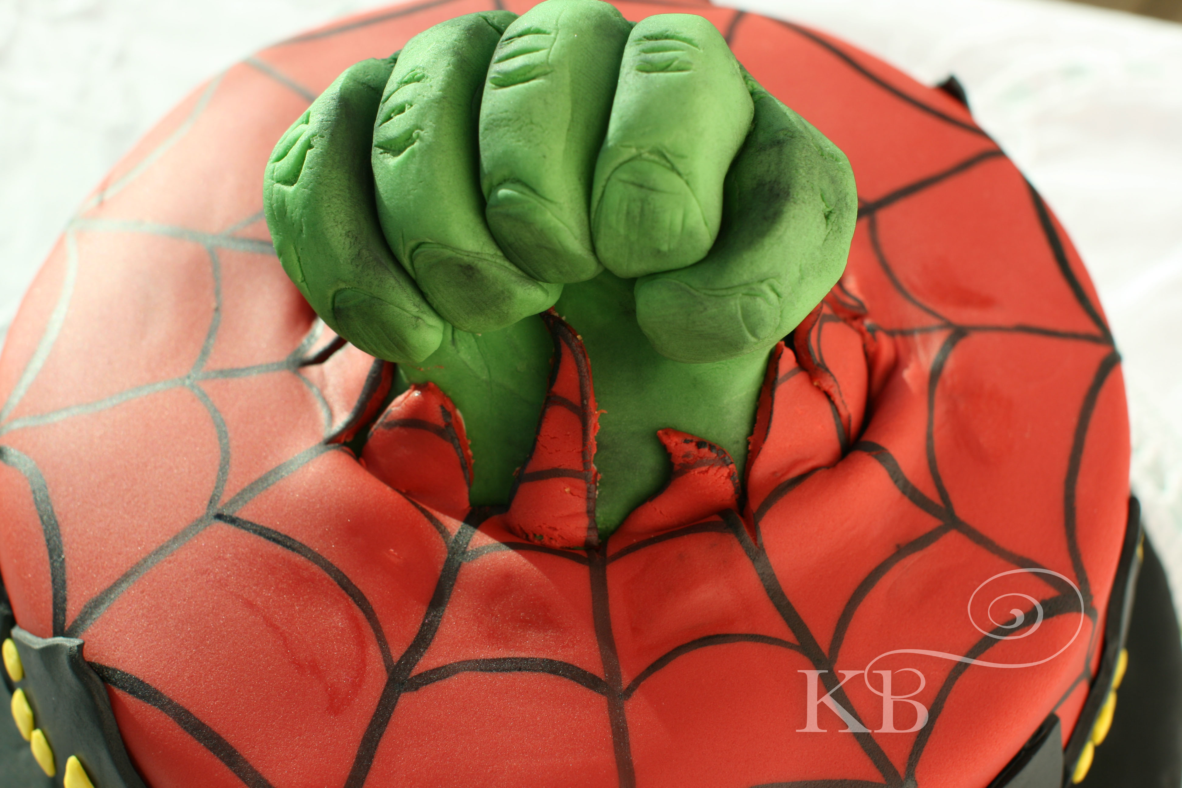 Pin Hulk Cake Ideas Cake On Pinterest