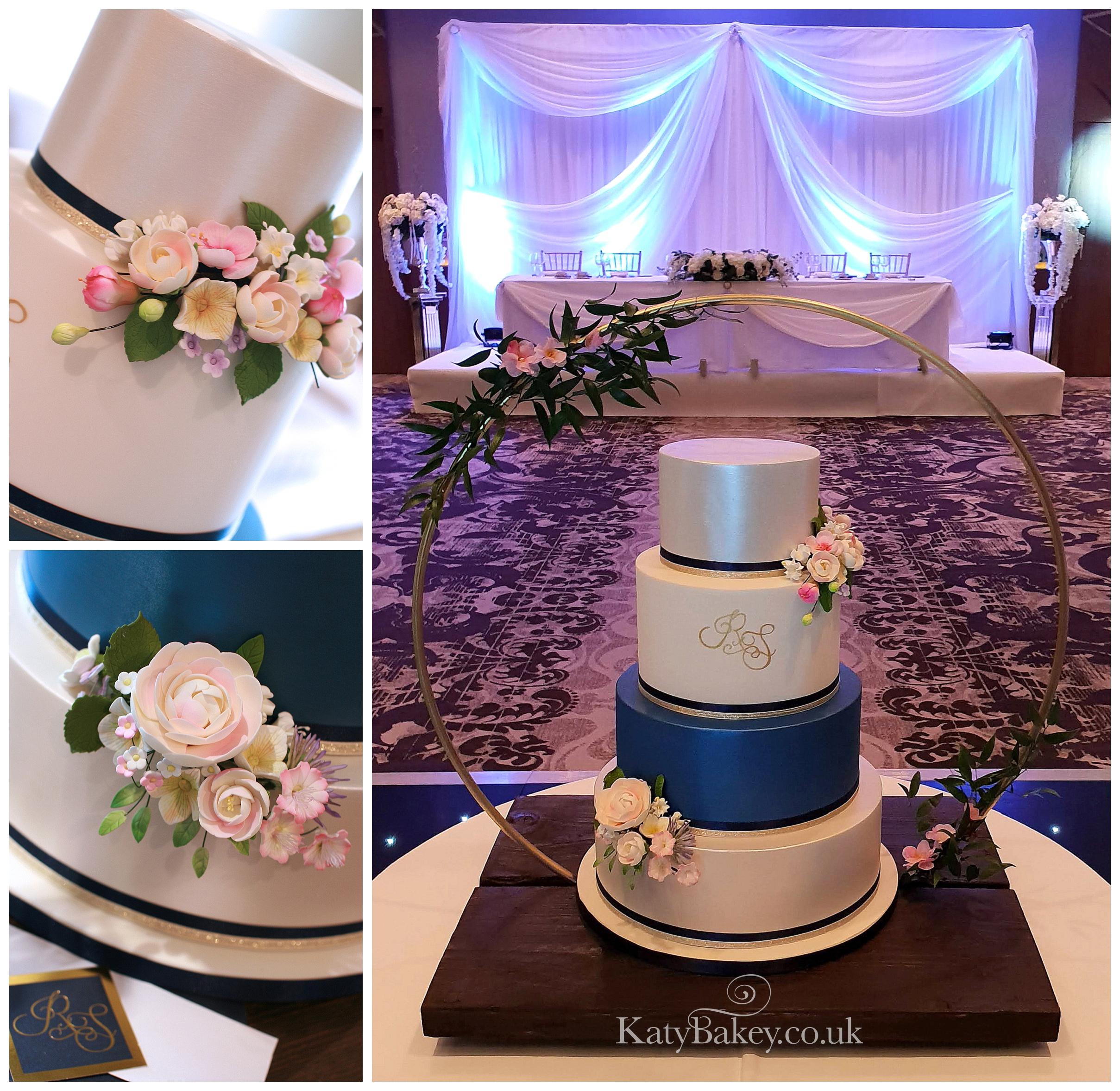 Wedding Cake Class: Bespoke Celebration And Wedding Cakes And Classes